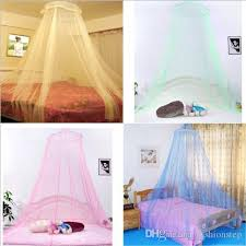 Lace Bed Canopy Elegant Round Lace Insect Bed Canopy Netting Curtain Dome Mosquito