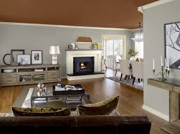 living room color paint combination with remarkable detail at home