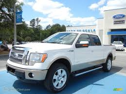 f150 ford lariat supercrew for sale 2012 ford f150 lariat supercrew 4x4 in oxford white b45294 jax