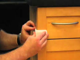 Child Safety Locks For Kitchen Cabinets Baby Proof With The Safe U0026 Shut Cabinet Lock Youtube