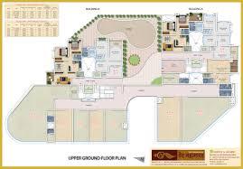 Floor Plan O2 Ved Mahabharat Project By Mahabharat Construction U0026 Jj Infra Kolhapur
