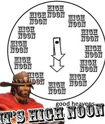 What Time Meme - h i g h n o o n b o y s good heavens just look at the time