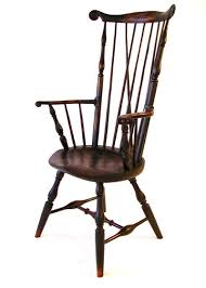 High Back Windsor Armchair Handcrafted Windsor Chairs 18th Century Windsor Chairs