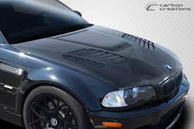 Bmw M3 2006 - carbon creations 112906 2001 2006 bmw m3 e46 2dr carbon