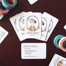 Designing Business Cards In Illustrator Best 25 Artist Business Cards Ideas On Pinterest Business Cards