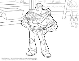 coloring woody coloring page