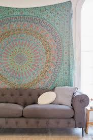 Wall Tapestry Bedroom Ideas Best 20 Teal Tapestry Ideas On Pinterest Grey Tapestry