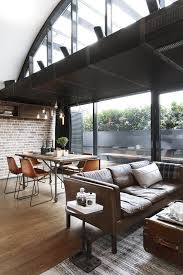 Cool Living Room Furniture Living Room Interior Cool Industrial Warehouse Window Ideas To