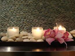 decoration stones best spa bathroom decor ideas on small counter