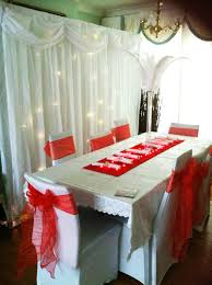 Cover Chairs Entertaining And Hosting A Dinner At Home Ideas With Chair Covers