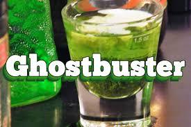 ghostbuster drink recipe thefndc com youtube