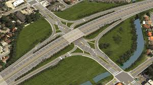 Sawgrass Map Sawgrass Expressway May Get New Interchange Design That Eases Left