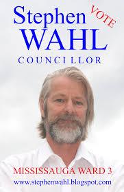 vote stephen wahl councillor ward 3 my election flyer