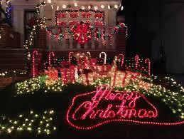 new york a holiday extravaganza at dyker heights christmas lights