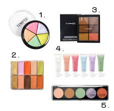 color wheel for makeup artists makeup artist s guide to color correcting