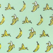 mint wrapping paper mint gift wrap bananas wrapping paper