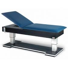 Physical Therapy Treatment Tables hausmann bariatric hi lo treatment table with power backrest