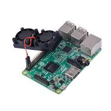 raspberry pi heat sinks reroflag nespi ultimate fan kit dual fans heatsinks for