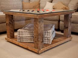 How Tall Should A Coffee Table Be by How To Build A Rustic Checkerboard Table How Tos Diy