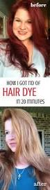 How Long To Wait Before Washing Hair After Coloring - best 25 hair color remover ideas on pinterest lightening hair