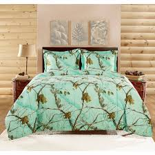 Comforters From Walmart Realtree Brights Bedding Comforter Set Walmart Com