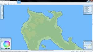 better paint net mapmaking tutorial youtube