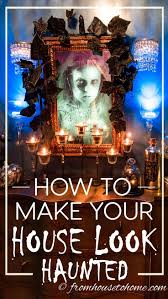 Haunted House Halloween Party by 446 Best Halloween Decorating Ideas Images On Pinterest