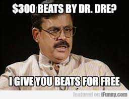 Dr Dre Meme - 300 beats by dr dre i give you beats for free ifunny com