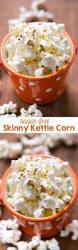 skinny sugar free kettle corn crazy for crust
