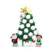 rudolph me big present personalized tabletop tt260 house of
