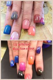52 best gel ii reaction nail art images on pinterest nail art