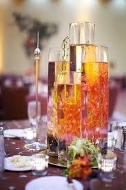 Wedding Centerpieces For Round Tables by 43 Best Floating Candles Images On Pinterest Centerpiece Ideas