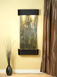 Interior Waterfall Indoor Wall Mounted U0026 Hanging Water Features Water Feature Supply