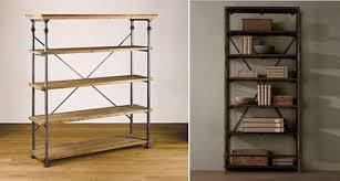 bookshelves metal office makeover bookcases under 300 pepper design blog