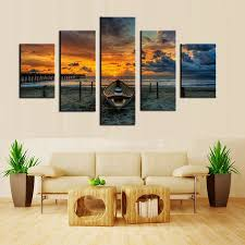 Boat Decor For Home by High Quality Custom Boat Painting Promotion Shop For High Quality