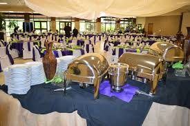 blue moon caterers dining room set ups