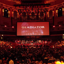 gladiator live at the royal albert hall the perfect date