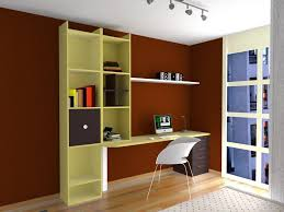elegant study table for modern teen bedroom interior design ideas