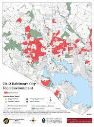 Jhu Campus Map Ummc Community Health Needs Assessment University Of Maryland