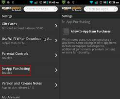 disable app android how to disable in app purchases on app store http www