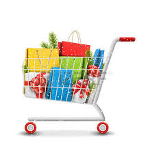 christmas shopping bags 7 294 christmas shopping bags stock vector illustration and