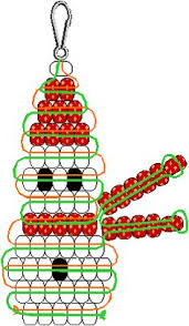 How To Make Christmas Ornaments Out Of Beads - 60 pony bead crafts fun family crafts fun family crafts