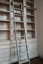 Rolling Ladder Bookcase A Dream Library Shelves And Ladder Sold On Victorian Trading