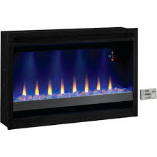 freestanding vent free electric fireplace builder box model