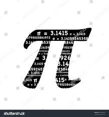 formula 3 logo pi symbol sum formula pi equals stock illustration 257983229