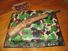 camoflauge cake camo cakes rifle camo cake fishing stuff my