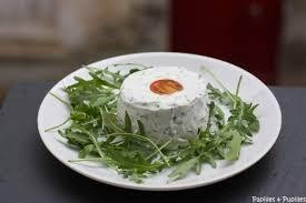 recettes cuisine michel guerard terrine de fromage frais aux herbes de michel guérard