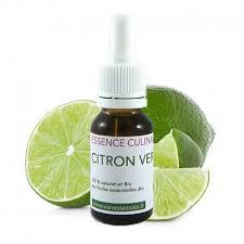 cuisine aux huiles essentielles citron vert huile essentielle bio alimentaire pour la cuisine