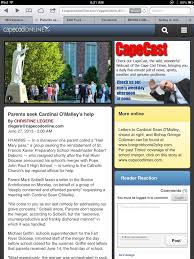 cape cod times u2013 june 27 2013 u2013 parents seek cardinal o u0027malley u0027s