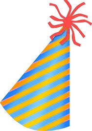 birthday hats birthday hat happy birthday party hats transparent clipart 2 2